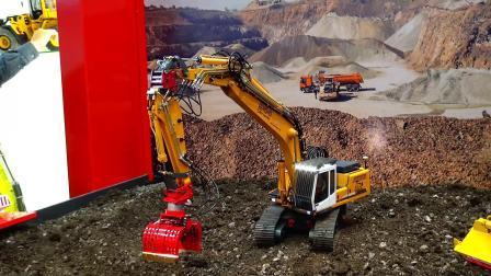 RC遥控利勃海尔944挖掘机