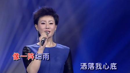 军旅歌手叶翠-《你的眼神》,旋律优美,很有点蔡琴的味道!