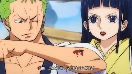 海贼王:和之国第一贵妇时夫人与女装大佬小菊撞脸,原因很真实!