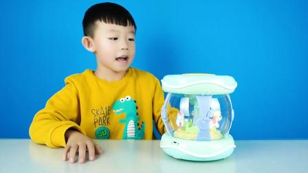 早教益智旋转木马是每个宝宝的最爱