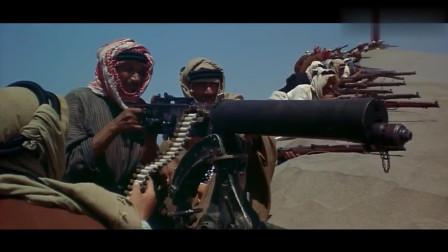 战争片《沙漠枭雄》:埋伏炸毁铁轨道,洗劫军列火车,征战沙漠!