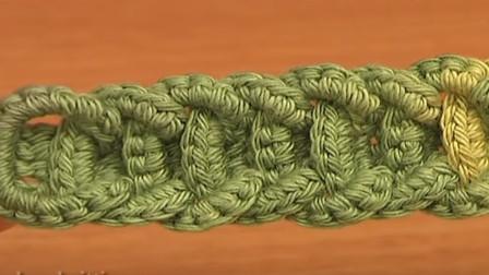 这样的绳带花钱也买不到,一款套环带教程,可做包带腰带(上)