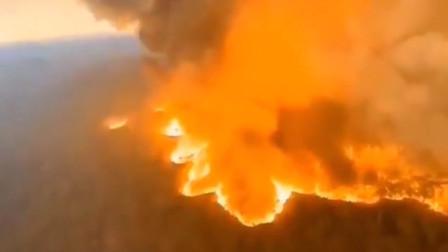 广东佛山山火持续超32小时已控制 2423人参与扑救