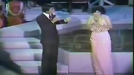 永远的邓丽君!1980年女神演唱会超嗨,没想到女神还有这样一面