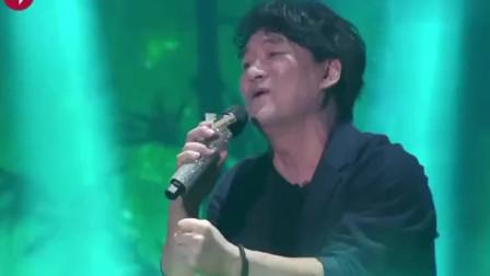 我们的歌:周华健携爱徒蒋一侨演绎经典《刀剑如梦》,太燃了!