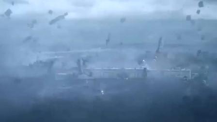这种大级别的龙卷风到底有多可怕, 只能用恐怖来形容了~