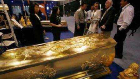 太原出土了一口黄金棺材, 专家至今不敢打开, 里面究竟有什么?