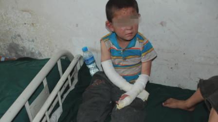 大尺度新疆反恐紀錄片