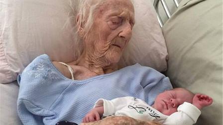 印度73岁老人诞下一名男婴,孩子出生那一刻,医生吓傻眼了