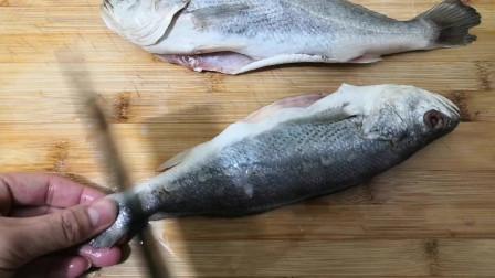 大黄花鱼怎么做好吃?料汁儿是关键,无论蒸还是炸都可用