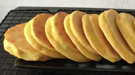 4个鸡蛋,1碗玉米面,全程手不沾面,做法简单,出锅比蛋糕还好吃