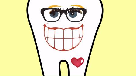 保护牙齿,大家一起学会刷牙