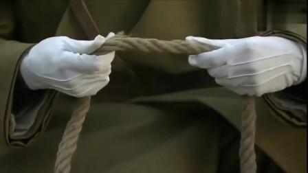 雪豹: 仅凭一根绳子分析出战况