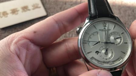 ZF地理学家双时区手表做工怎么样?怎么调时?