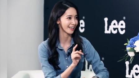 韩国女星林允儿挑战中文绕口令,翻唱《小幸运》,发音比我都标准