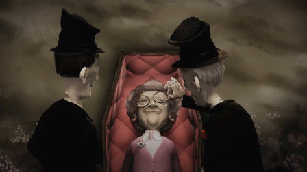 葬仪师负责送完奶奶最后一程,一路坎坷,还把自己送到了黄泉路!