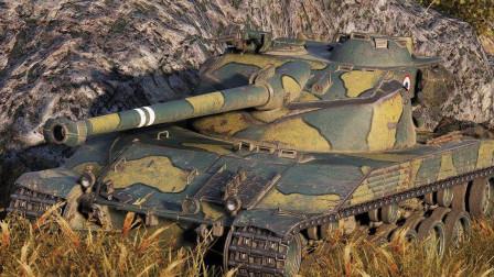 坦克世界 范本查涤纶 稳扎稳打
