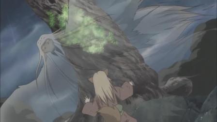 夏目友人帐:眼看就要得到了,一个雷突然劈下来,塞神救了小狐妖