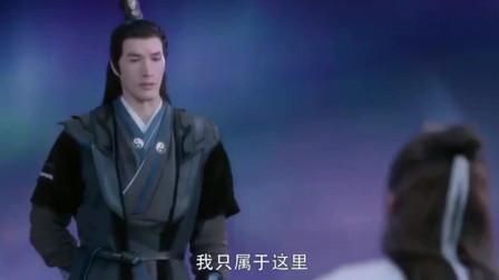 灵剑山:大师兄复活,只有一炷香时间,请求王陆带王舞走