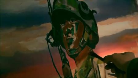 雷克鸣这画的是一名侦察兵,是谁?