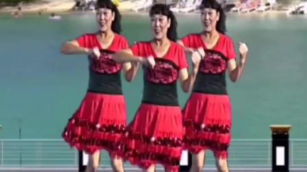 三友矿山广场舞【我要向主来歌唱】新舞预告