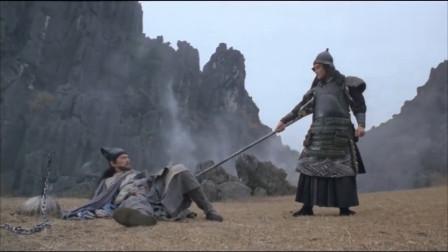 总教头林冲大战插翅虎雷横,武功高手的拼