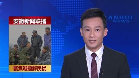 安徽新闻联播 2019 岳西:聚焦七大难题 民生之忧