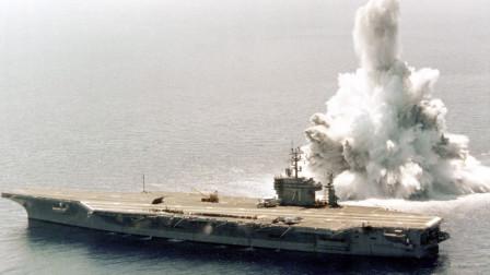 """为啥那么强的美海军,总想着""""自虐"""",老是炸自家军舰?"""