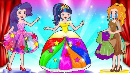 红宝石王子的故事12 小马国女孩游戏