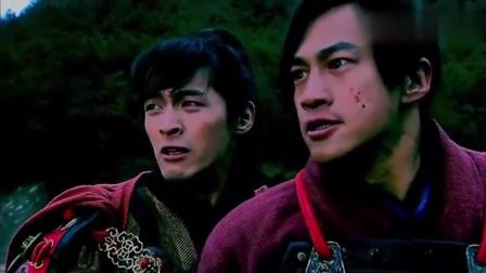 少年杨家将:杨四郎为了保住哥哥们的遗体,徒手拆炸药,不料却中了敌人的毒