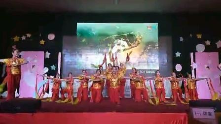 英娇艺术团原创舞蹈《中国美》2019、1、28。