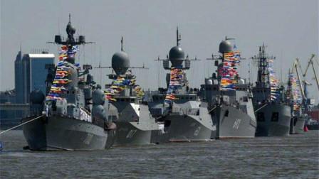 感谢中国大力支持 北方大国船厂开始全速下饺子
