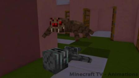 我的世界动画-怪物学院-教室迷宫-Minecraft TV