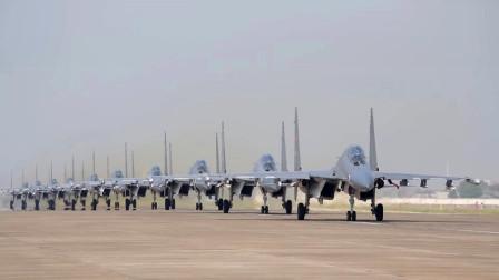 美军有1.3万架战机,俄军有3800架,中国到底有多少架?