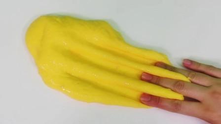 没想到用卫生纸也能做出奶油泥史莱姆,而且手感更加柔嫩和润滑