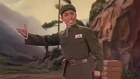 现代京剧《奇袭白虎团》选段 听首长交任务心情激动