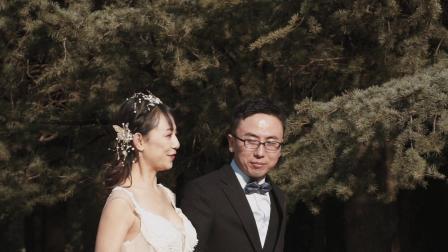 百合佳宴 王晓风&毛媛 婚礼同期快剪