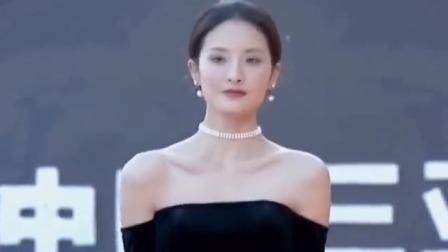 王海林赖雨濛踏上红毯登场,两人获赞并期待以后表现 海南岛电影节闭幕式 20191208
