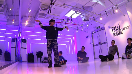 cypher roll+kingtut 小五 GovernDance 街舞 Popping HipHop Freestyle Waacking