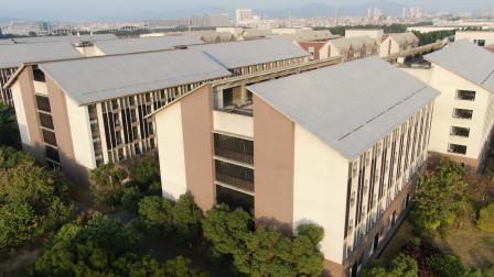 航拍厦门岛外最大的台商员工宿舍大楼,在这样的企业里工作真好