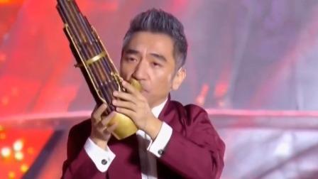 器乐歌曲《交响和鸣》,东西方乐器展现琴瑟和鸣 海南岛电影节闭幕式 20191208