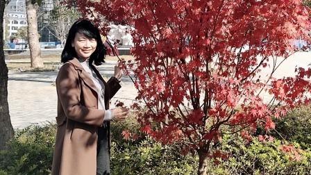 《冬日暖阳》    其实幸福很简单,冬天晒太阳就很幸福!