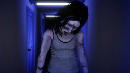 恐怖游戏《Ghost:O Sanatório》实况淡定解说:这是搞笑游戏