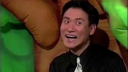 张学友被主持人问刘德华的唱功,张学友的回答全场爆笑