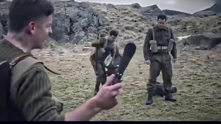 真实事件改编战争片英雄时代, 二战特种部队魔鬼训练, 看着真过瘾~
