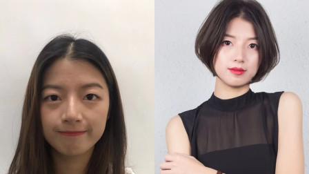 日式商业BOB修剪技术,专业发型师:学会这四步剪的发型更有美感