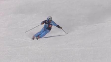 """聊聊双板滑雪中的""""分离""""(上集):不止涉及""""上下半身"""""""