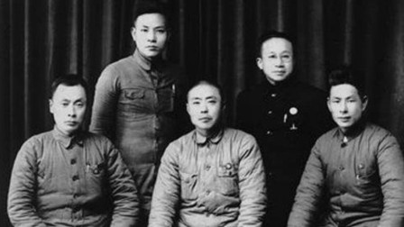 抗日战争时期,新四军下辖四个支队,四个支队的副司令员分别是哪些名将?