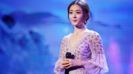 赵丽颖当年出道的第一首歌,多少乐坛大咖设为铃声,真是传世经典