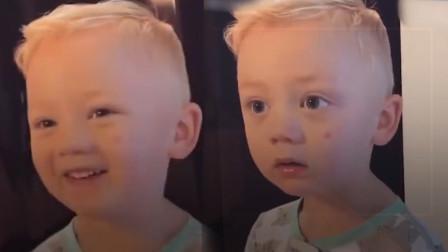 妈妈骗宝宝吃光了糖果,本以为他会委屈落泪,下一秒反应暖哭众人